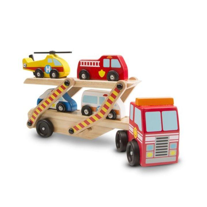 TAcil Yardım Araçları- Taşıyıcı Tır