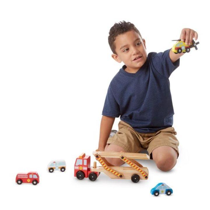 Acil Yardım Araçları- Taşıyıcı Tır