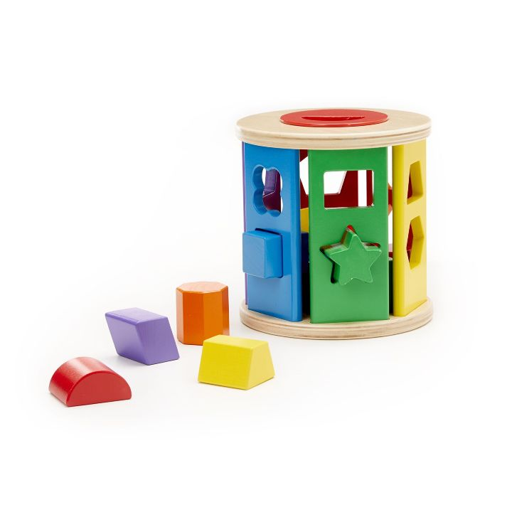 TMatch & Roll Shape Sorter