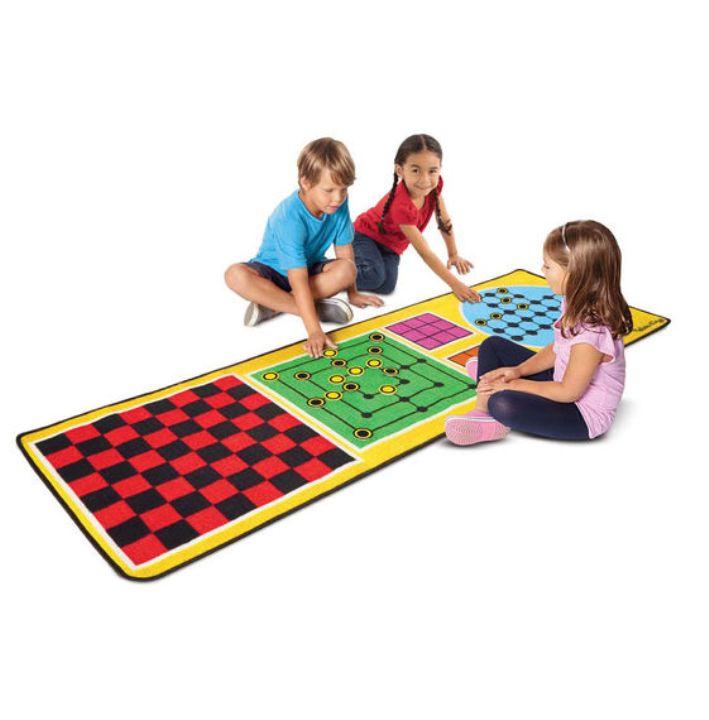 Oyun Halı Seti - 4 x Oyun