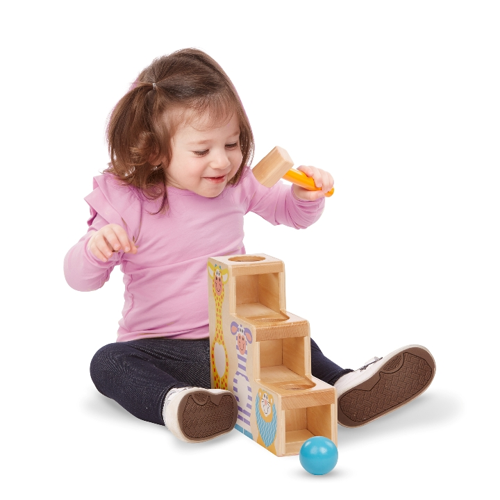First Play Pound & Roll Stairs