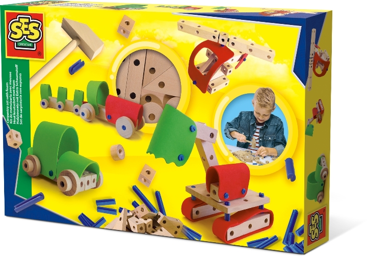 Marangozluk Oyun Seti-Araçlar