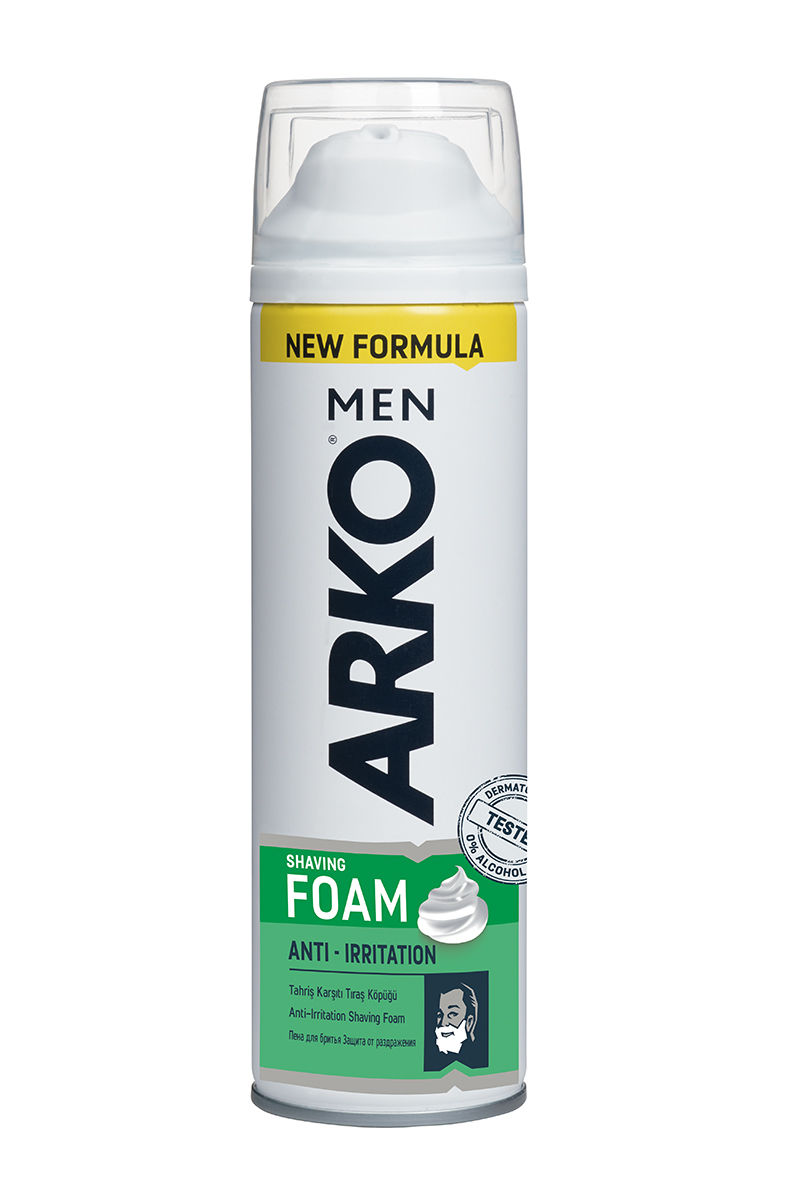 ARKO MEN TRAS KOPUGU ANTI-IRRITATION 200 ML