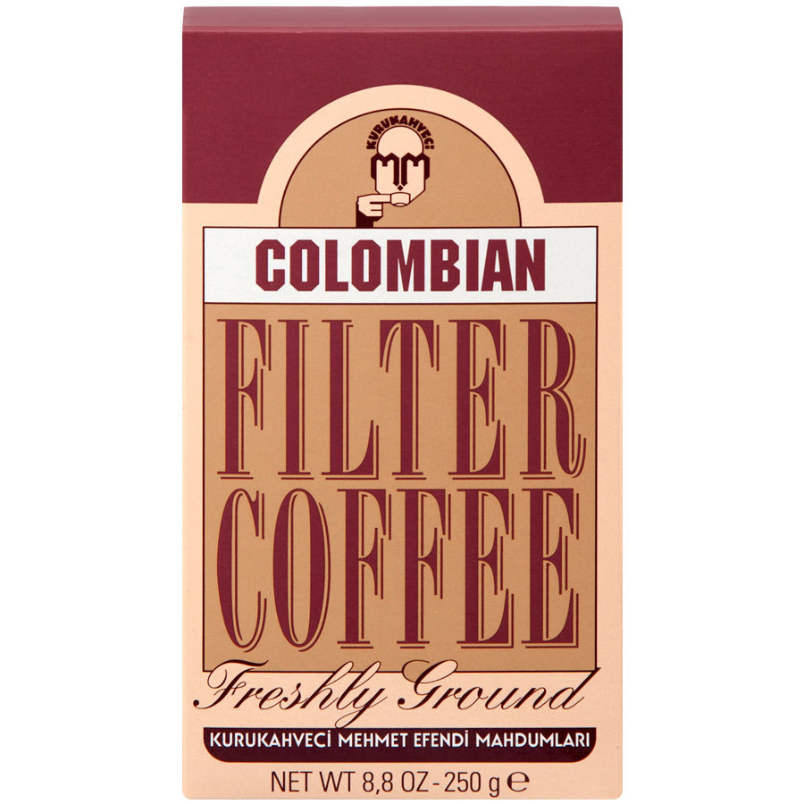 COLOMBIAN FILTRE KAHVE 250 GR