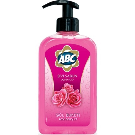 ABC SIVI SABUN GUL BUKET 500 ML