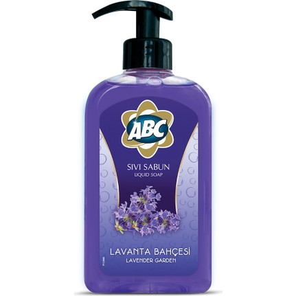 ABC SIVI SABUN LAVANTA BAHCESI 500 ML