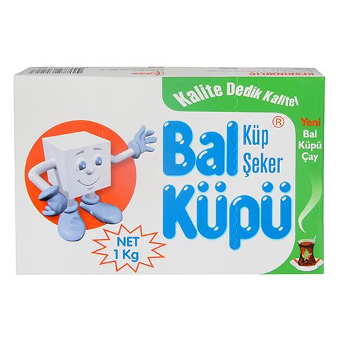BAL KUPU SEKER 1 KG KUP