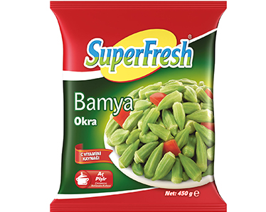 SUPER FRESH BAMYA 450 GR