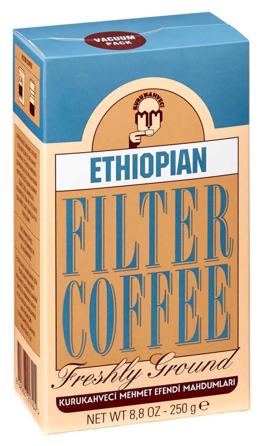 MEHMET EFENDI ETHIOPIAN FILTRE KAHVE 250 GR