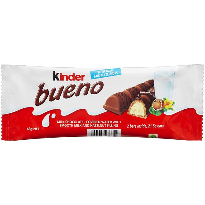 KINDER BUENO 43 GR