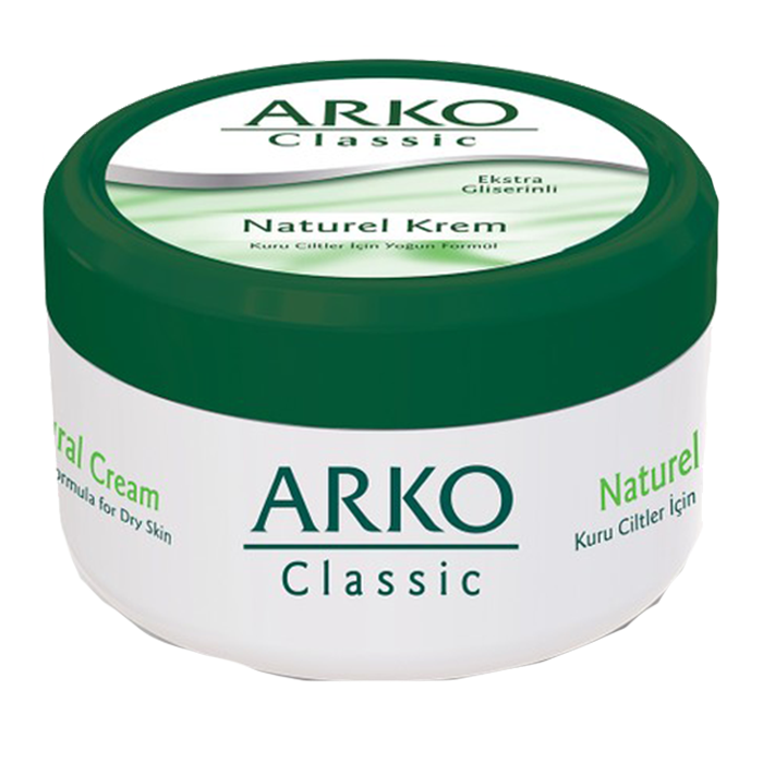 ARKO CLASIC NATUREL KREM 300 ML
