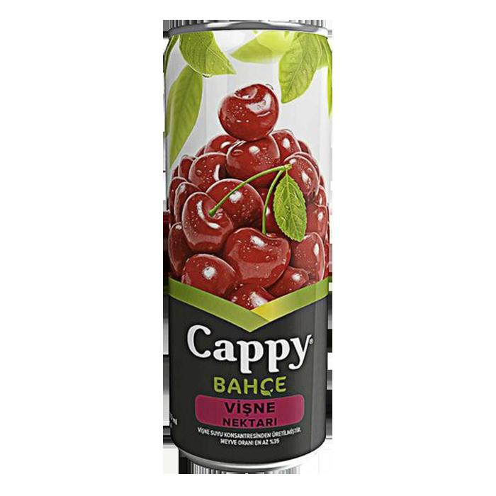 CAPPY VISNE KUTU 330 ML
