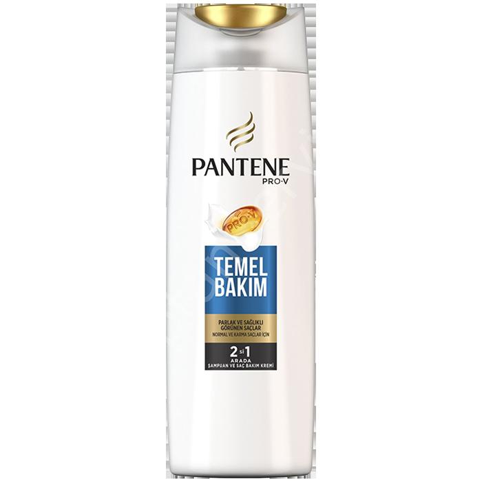 PANTENE TEMEL BAKIM SAMPUAN  500 ML