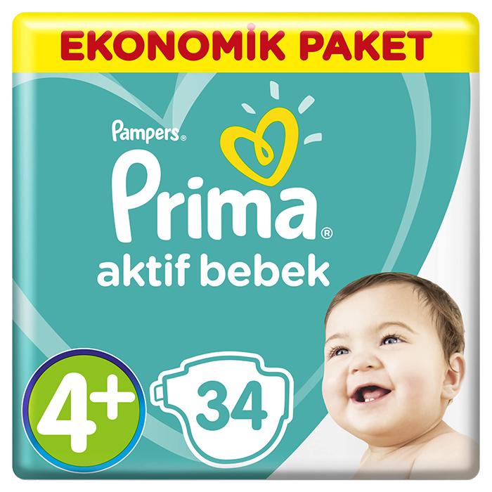 PRIMA EKO 4+ (34LU)