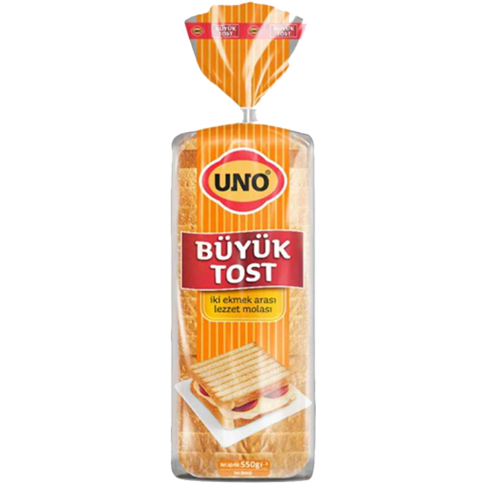 UNO TOST EKMEGI 550GR