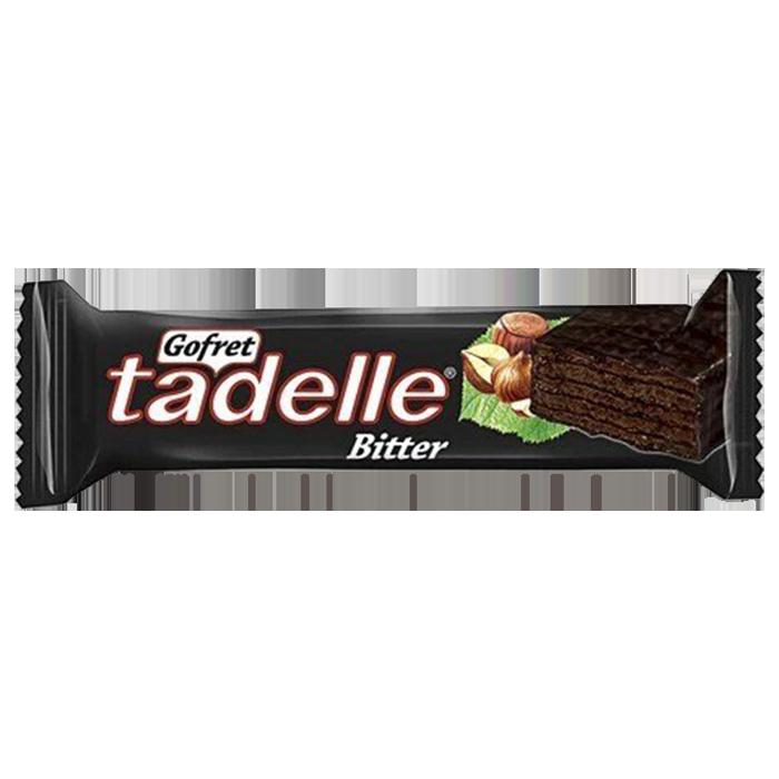 TADELLE BITTER KAKAOLU GOFRET 35 GR