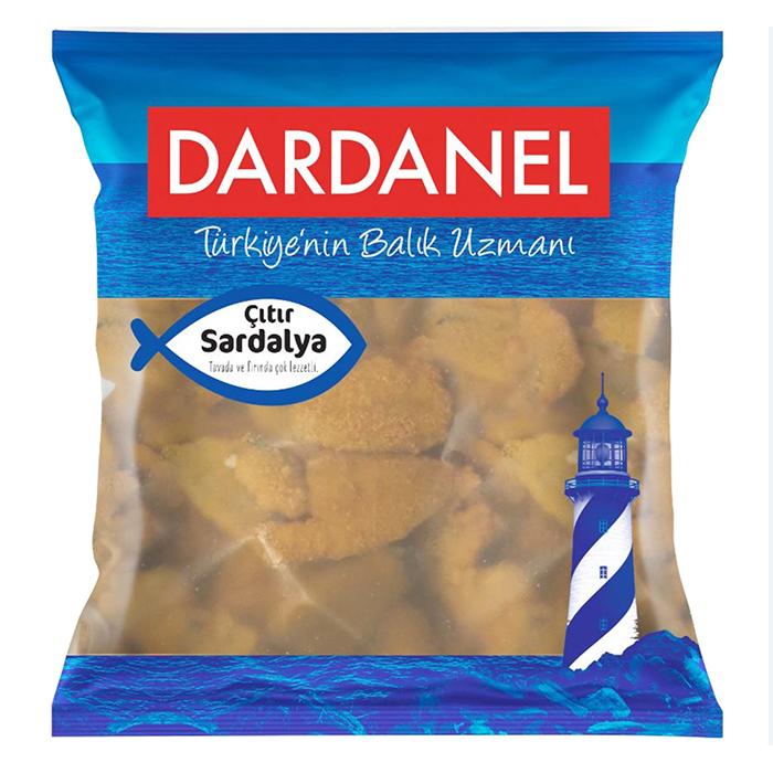 DARDANEL CITIR SARDALYA 400 GR
