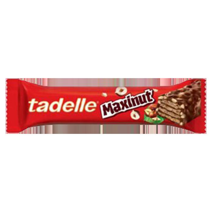 TADELLE MAXINUT SUTLU CIKOLATALI GOFRET 30 GR