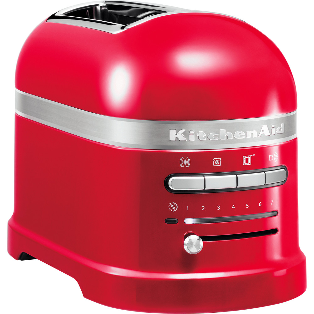 Kitchenaid 5KMT2204EER Ekmek Kızartma Makinesi 2 Dilim Kırmızı