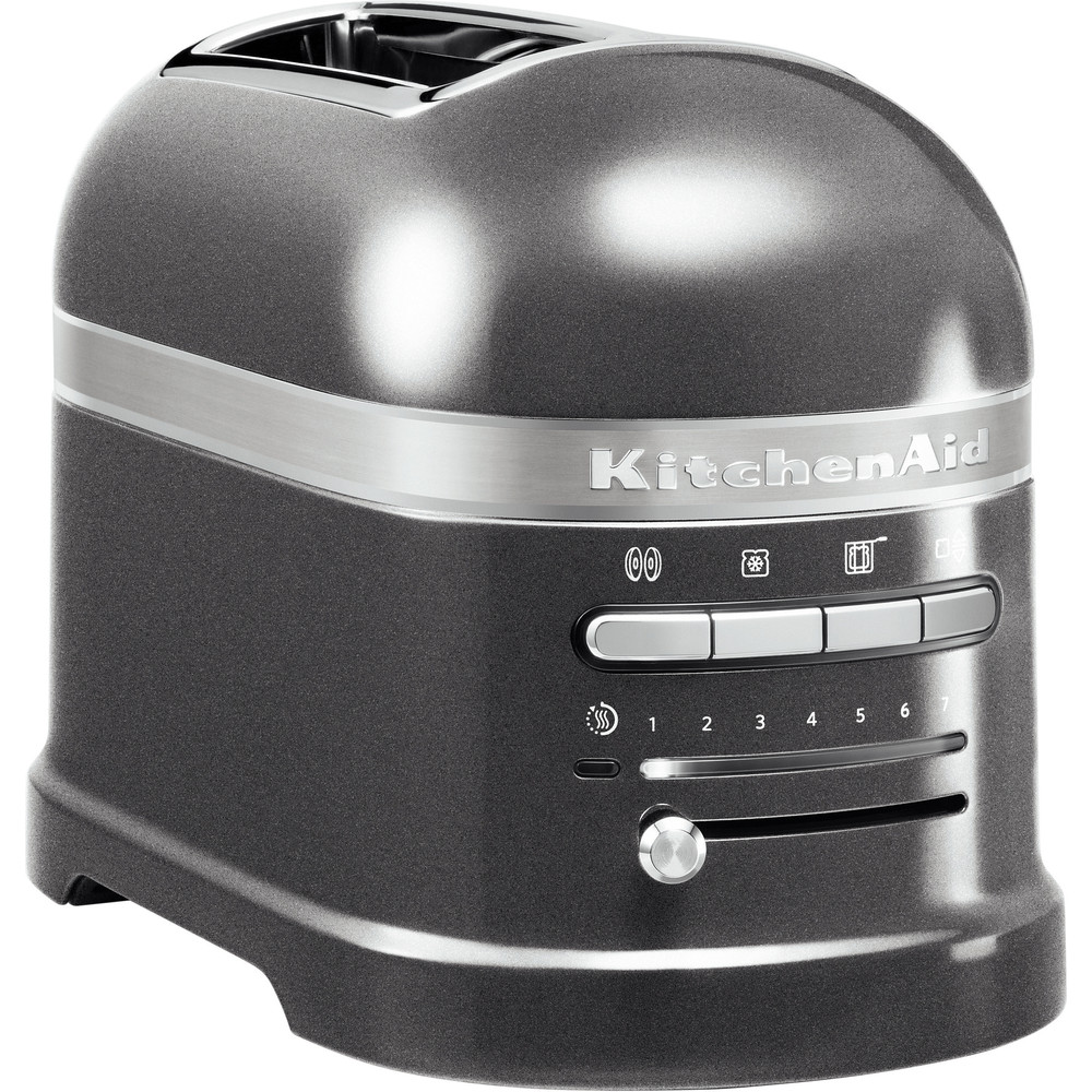 Kitchenaid 5KMT2204EMS Tost Makinesi 2 Dilim Gümüş