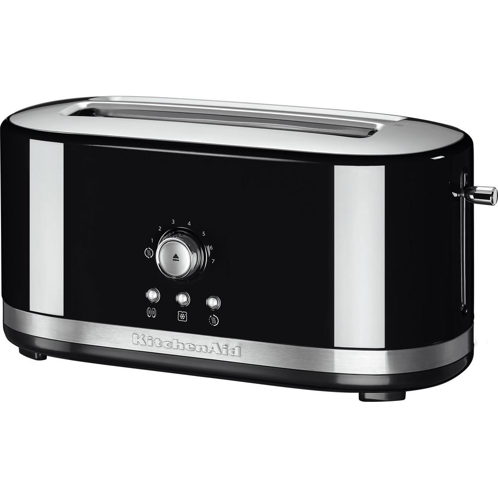 Kitchenaid 5KMT4116EOB Ekmek Kızartma Makinesi, Siyah