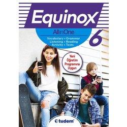 TUDEM 6.SINIF EQUINOX ALL IN ONE YENİ 2108