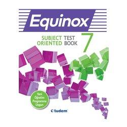 TUDEM 7.SINIF İNGİLİZCE EQUINOX SUBJECT ORIENTED TEST BOOK YENİ