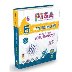 DAMLA 6.SINIF FEN BİLİMLERİ SORU BANKASI AKILLI DAMLA 4B YENİ