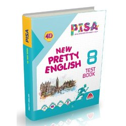 DAMLA 8.SINIF PRETTY ENGLISH TESTBOOK YENİ 2018