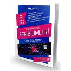 NETBİL 6.SINIF FEN BİLİMLERİ SIRA ARKADAŞIM NET ÖĞRENME YENİ 2019