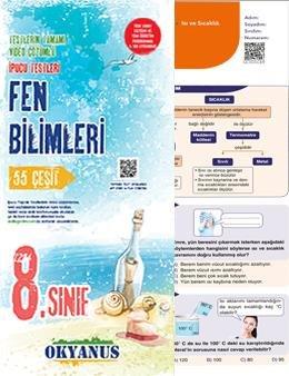 OKYANUS 8.SINIF FEN BİLİMLERİ IPUCU YAPRAK TEST YENİ