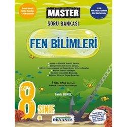 OKYANUS 8.SINIF MASTER FEN BİLİMLERİ S.B. YENİ 2018