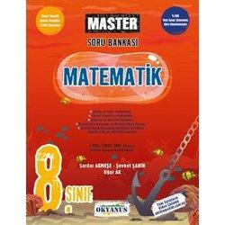 OKYANUS 8.SINIF MASTER MATEMATİK S.B. YENİ 2018