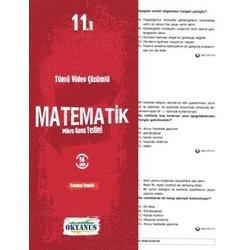 OKYANUS 11.SINIF MATEMATİK İLERİ DÜZEY YAPRAK TEST YENİ 2018