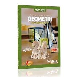 SINAV TYT-AYT 24 ADIMDA GEOMETRİ K.A S.B YENİ 2018