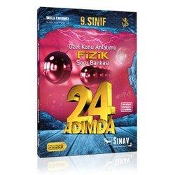 SINAV 9.SINIF FİZİK 24 ADIMDA SORU BANKASI