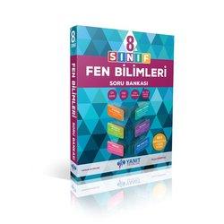 YANIT 8.SINIF FEN BİLİMLERİ S.B