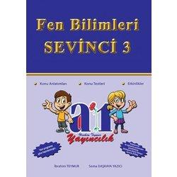 A1 3.SINIF FEN BİLİMLERİ SEVİNCİ YENİ