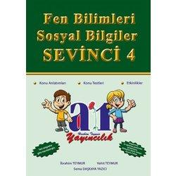 A1 4.SINIF FEN BİLİMLERİ VE SOSYAL BİLGİLER SEVİNCİ YENİ