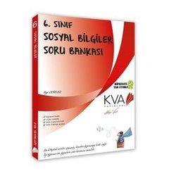 KORAY VAROL 6.SINIF SOSYAL BİLGİLER SORU BANKASI YENİ