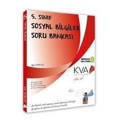 KORAY VAROL 5.SINIF SOSYAL BİLGİLER SORU BANKASI YENİ