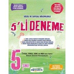 OKYANUS 5.SINIF 5'Lİ DENEME YENİ