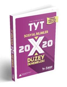 SINAV TYT 20X20 SOSYAL BİLİMLER DENEME YENİ 2018
