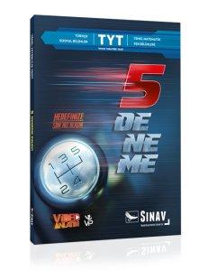 SINAV TYT 5 DENEME SINAVI