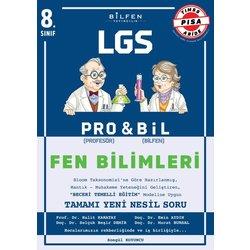BİLFEN 8.SINIF FEN BİLİMLERİ PRO & BİL S.B.