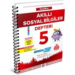 ARI 5.SINIF AKILLI SOSYAL DEFTERİ