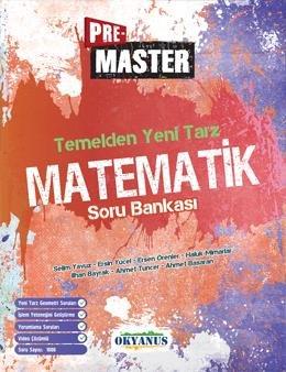 OKYANUS TYT PRE MASTER TEMELDEN YENİ TARZ MATEMATİK S.B.