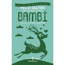 BAMBİ - FELIX SALTEN - KÜLTÜR YAYINLARI