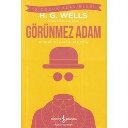 GÖRÜNMEZ ADAM - H.G.WELLS - KÜLTÜR YAYINLARI