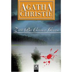 ZARİF BİR CİNAYET GECESİ - AGATHA CHRISTIE - ALTIN KİTAPLAR YAYINEVİ
